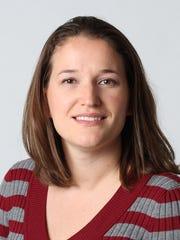 Asbury Park Press staff writer Susanne Cervenka