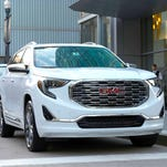GMC adds luxury, new looks to buff brand's image and boost sales