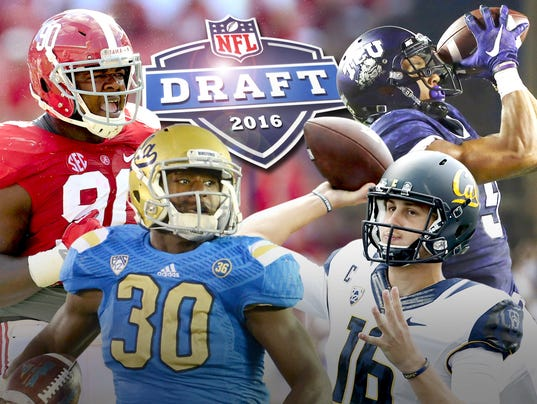 projected nfl draft picks