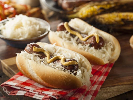 Sheboygan's Brat Days festival next month is set to feature, for the first time in two years, its bratwurst-eating contest.
