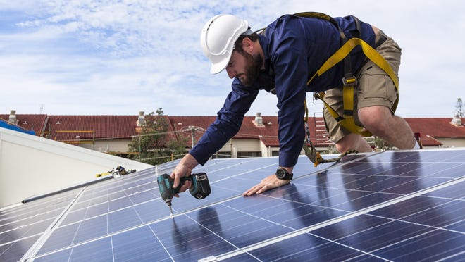 Clarksville was Arkansas' first city government to power all of its operations with solar energy. Legislation passed in 2019 unlocked the solar market in Arkansas.