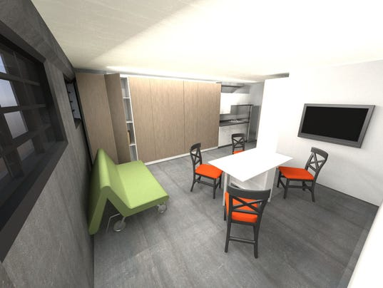The Next Big Thing Micro Apartments Coming To Detroit