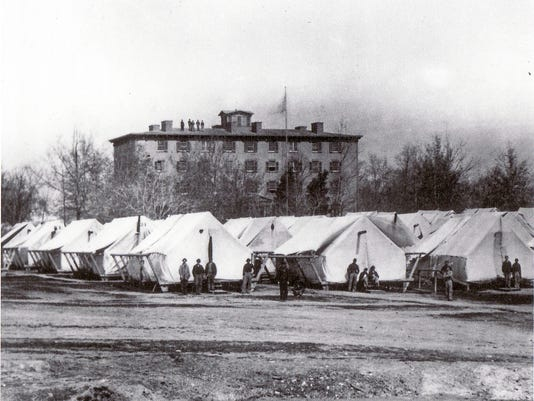 636588868132469513-0410-EVFE-history-lesson-Civil-War-Marine-Hospital-tents-1.JPG
