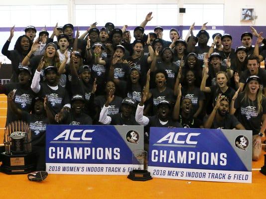 ACC Indoor Championship