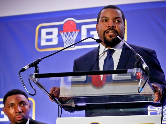 Ice Cube says the rules devised for his Big3 league
