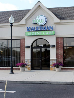 AultmanNow Urgent Care has opened in the Washington Square shopping plaza. Aultman Health Foundation also has rebranded immediate care centers at Aultman North and in Jackson Township.