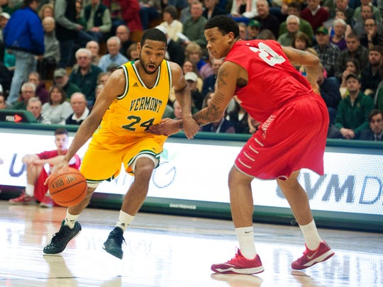 University of Vermont men's basketball guard Dre Wills has soared offensively in his sophomore campaign. Wills, an Indianapolis native, is also one of America East's top defenders.