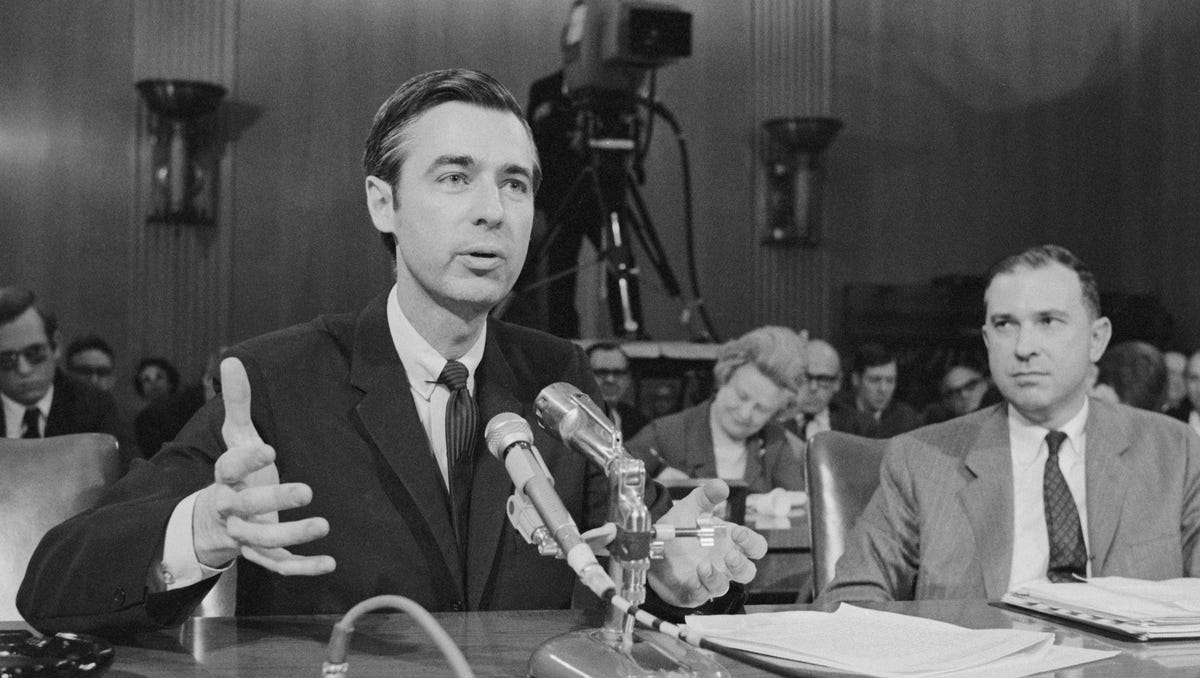 Remembering The Real Fred Rogers The Minister Terry Mattingly