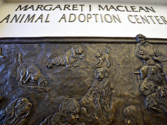 The Margaret J. Maclean Animal Adoption Center will have an open house on Saturday. The center was 13 years in the making.