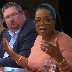 Trump trolls Oprah following '60 Minutes' appearance