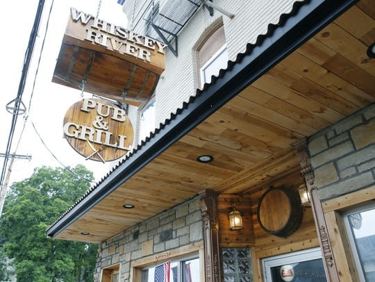 Whiskey River Pub and Grill on River Street