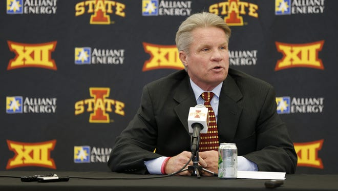 Iowa State women's basketball coach Bill Fennelly's team beat Southern 86-46 Sunday.
