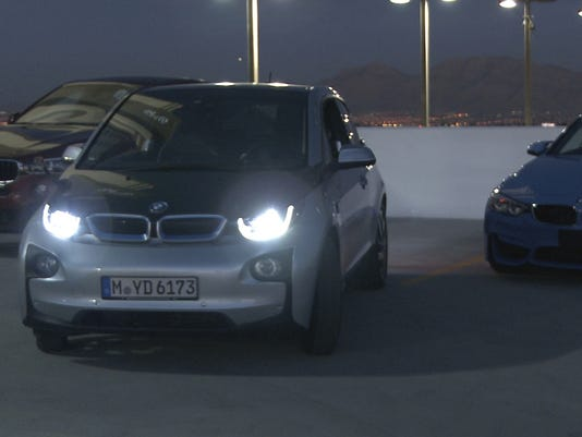 Bmw Shows Off Car That Acts As Its Own Valet