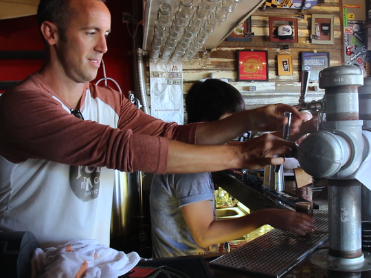 """""""Blood, Sweat, & Beer,"""" a documentary about craft beer,"""