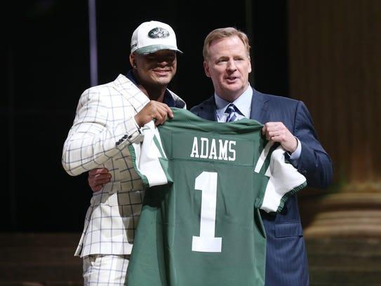 Apr 27, 2017; Philadelphia, PA, USA; Jamal Adams (LSU)