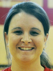 Jaime Walborn was hired as the new girls basketball