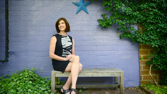 Allison Scott is an Asheville native and transgender woman. Although she didn't identify with her male biology from the time she was a child, Scott didn't start living as a woman full time until 2015.