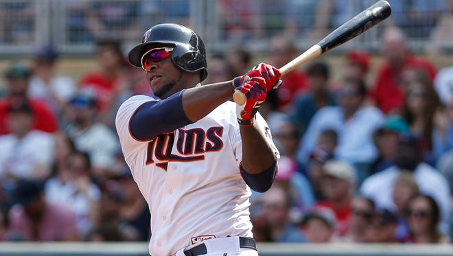 Miguel Sano hit a two-run home run that gave the Twins a 7-0 lead and provided the margin of victory.