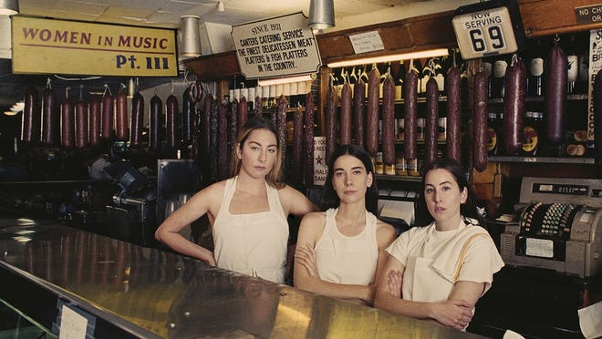 """""""Women in Music, Pt. III,"""" the latest release by Haim"""
