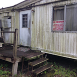 A run-down trailer home tucked away in the wild, isolated brush and air boat canals off the unpaved Eau Gallie Extension is whereFreshwaterswas apprehended in Melbourne.