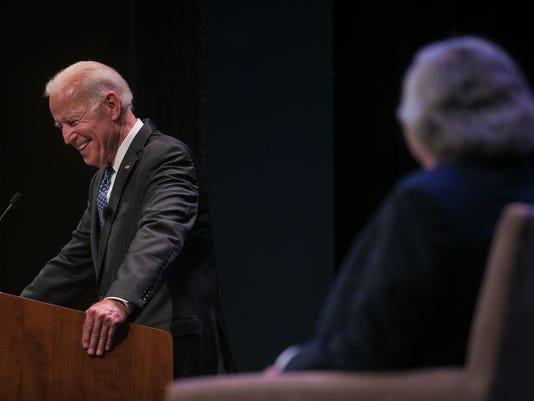 News: Biden Talk