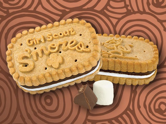 Is this the s'mores you'll get?