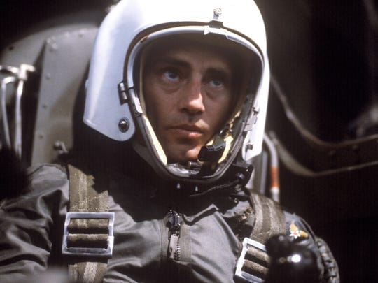"""Sam Shepard as Chuck Yeager from the movie """"The Right Stuff."""""""