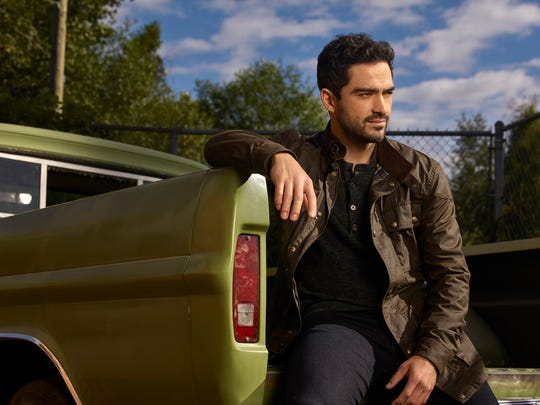"Alfonso Herrera returns as Father Tomas in ""The Exorcist,"""