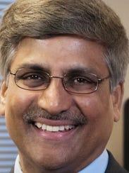 Sethuraman Panchanathan is a finalist for University