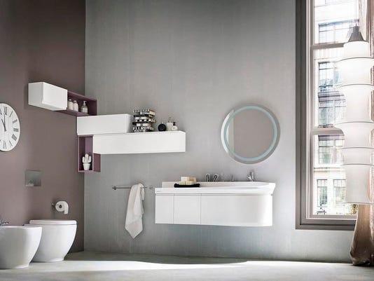 Bathroom Trends Reflect Zenlike Minimalist Style Amazing Bathroom Remodeling Columbus Minimalist