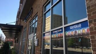 Frozen daiquiri bar Wet Willie's plans to open soon on the first floor of the 79 Commerce building in Montgomery.