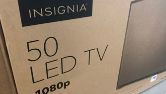 Insignia is Best Buy's house brand for TVs