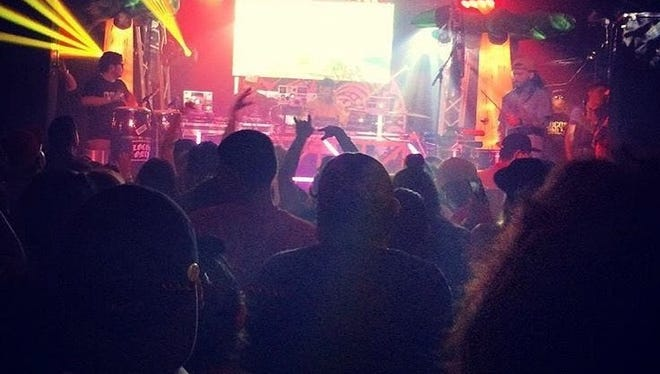 #Tropicoso going off @houseorock #Cumbia #CumbiaDanceParty #VivaCC #SeeCC #HouseOfRock 📷… instagram.com/p/BVeCNauAHVV/