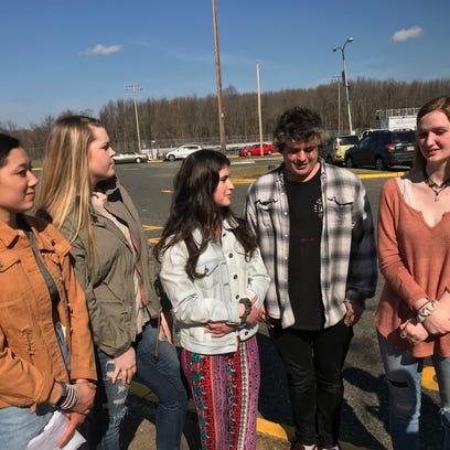 School safety threats, concerns, events on social media
