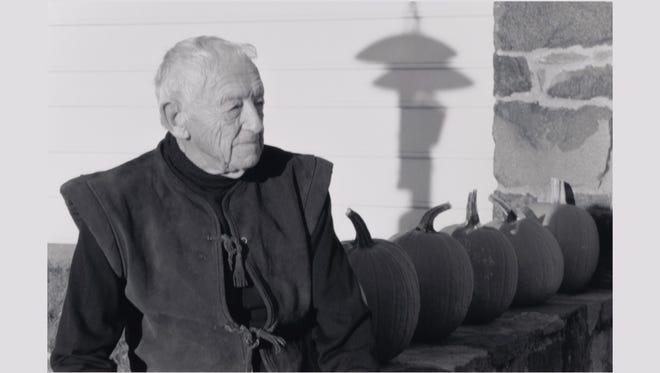 "Victoria Wyeth's exhibit, ""My Andy,"" features photographs and stories of her grandfather, artist Andrew Wyeth. It opens July 12 at Greenville County Museum of Art."