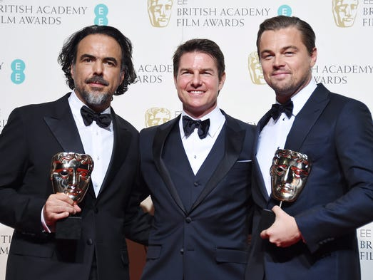 'The Revenant' best director winner Alejandro Gonzalez