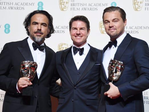 'The Revenant' best director winner Alejandro Gonzalez