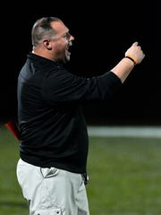 Red Lion vs South Western football, Friday, October