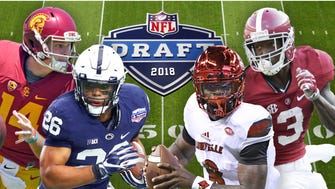 There's still plenty of uncertainty in the first round of the 2018 NFL draft.