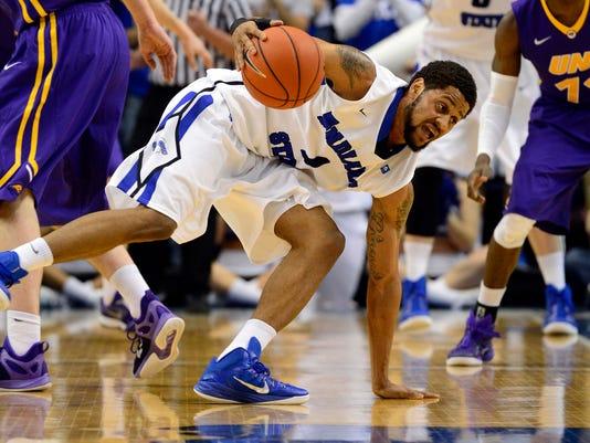 NCAA Basketball: Northern Iowa at Indiana State