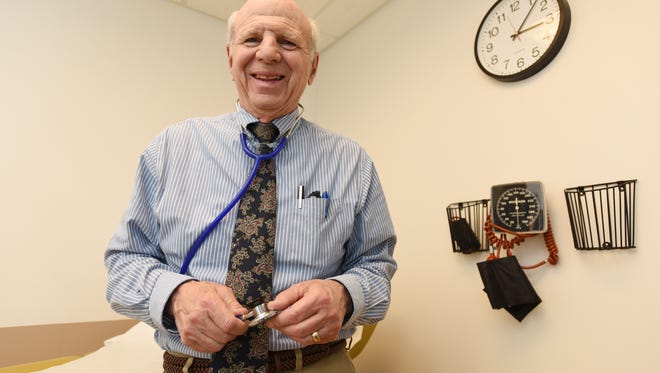 Dr. Gerald Tiberio has partnered with Rambo Memorial Health Center to form the Pediatric Asthma Management Program.
