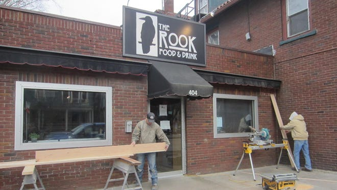 The Rook — most recently home to Fine Line Bistro — will open for business next week.