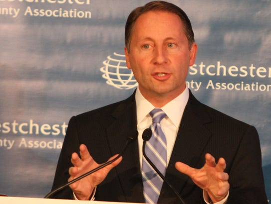 GOP governor hopeful Rob Astorino