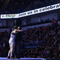 Tulare County Wrestler of the Year: Jaden Enriquez