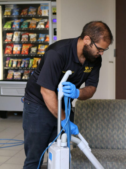 UCF Janitors