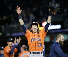 The Read Option: Colby Rasmus making his presence felt on baseball's big stage