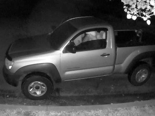 KPD Seeks Public's Assistance in Identifying Construction Site Thieves