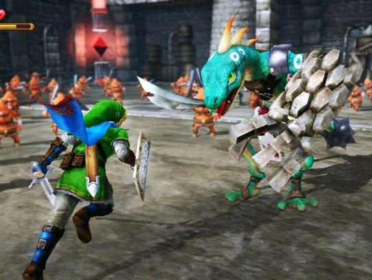 Hyrule-Warriors-Gameplay