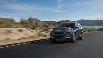 Ford Explorer, Jeep Grand Cherokee get worst ratings in crash test