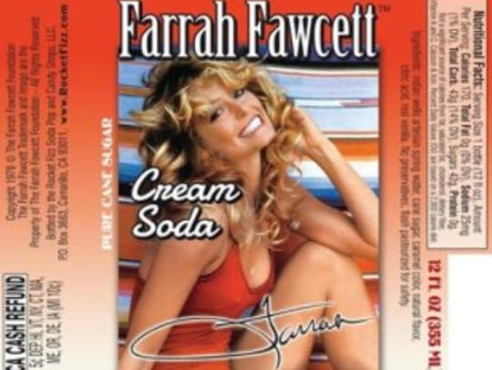Rocket Fizz will sell a cream soda dedicated to Farrah